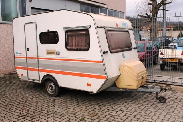 Camper Letto Matrimoniale Posteriore.Fly Camper